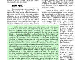 Nro 7 kilpailuun Layout a technical Paper käyttäjältä gordan54