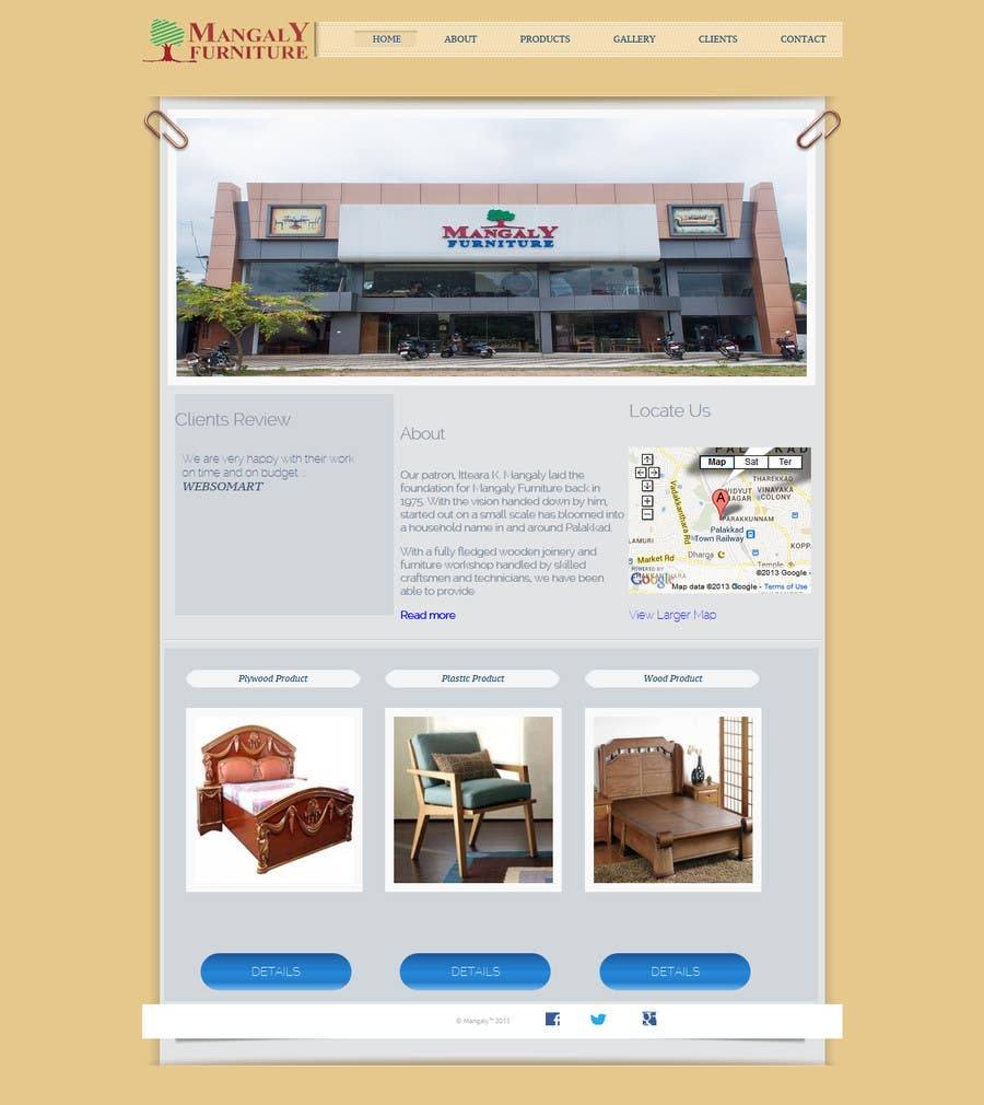 #3 for Build a Website for Bar & Nightclub Reviews by sarath49