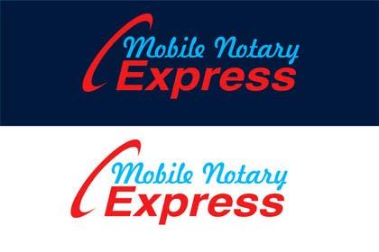 bogooxi tarafından Logo Contest - Mobile Notary Express için no 36