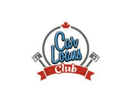 Nro 214 kilpailuun Logo Design for Car Loans Club käyttäjältä luismiguelvale