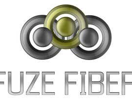 #23 para Design a Logo for FUZE FIBER por kevingitau