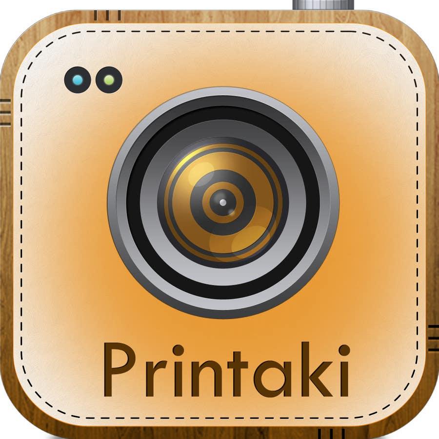 Kilpailutyö #36 kilpailussa Smartphone App Icon and home page