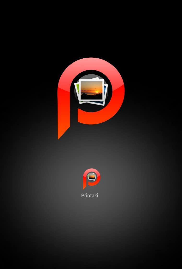 Kilpailutyö #26 kilpailussa Smartphone App Icon and home page