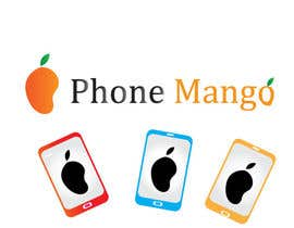 nº 23 pour Design a Logo for Phone Mango par Mubeen786