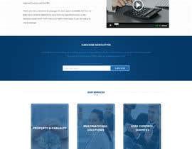 Nro 6 kilpailuun Website Design for TruClaim käyttäjältä webidea12