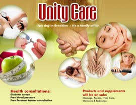#6 untuk I need a flyer designed for a health and wellness expo oleh Sahir75