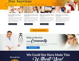 chiqueylim tarafından Website Mockup for Corporate/Fun Company için no 8