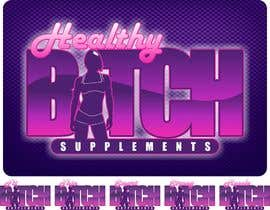 #30 for HEALTHY BITCH SUPPLEMENTS LOGO PACKAGE by iYNKBRANE