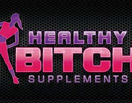 #43 for HEALTHY BITCH SUPPLEMENTS LOGO PACKAGE by cristianrs10