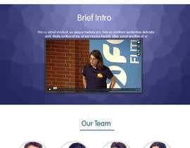 Nro 28 kilpailuun Design a WordPress Website käyttäjältä kethketh
