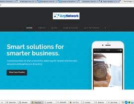 Nro 48 kilpailuun Design a WordPress Website käyttäjältä ahmedhikal