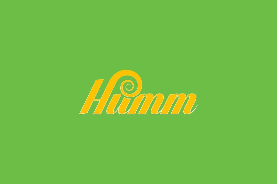 Bài tham dự cuộc thi #77 cho Design a Logo for HUMM app