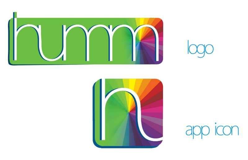 Bài tham dự cuộc thi #104 cho Design a Logo for HUMM app