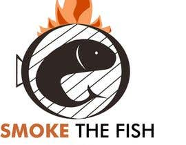 Atmosk tarafından Design a Logo for SmokeTheFish.com için no 51