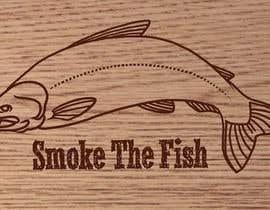 sspartanette tarafından Design a Logo for SmokeTheFish.com için no 13