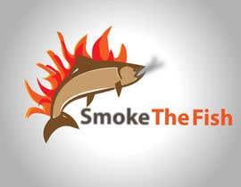 afsana2324 tarafından Design a Logo for SmokeTheFish.com için no 27