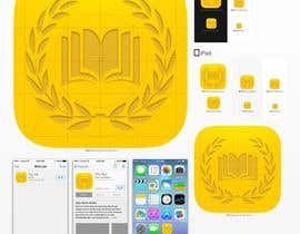 #36 for Design a Logo for an iPhone and Android app for Award winning books. af Aleyanez