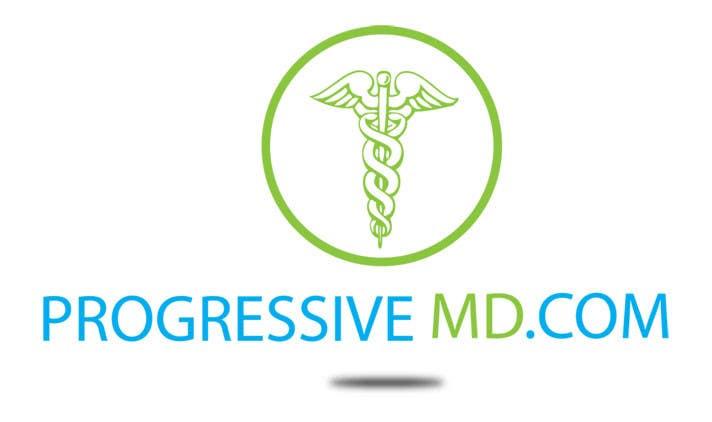 Contest Entry #                                        236                                      for                                         Logo Design for www.ProgressiveMD.com