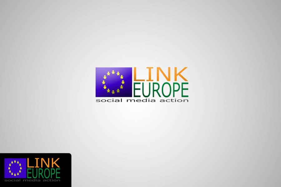 Inscrição nº                                         387                                      do Concurso para                                         Logo Design for Link Europe