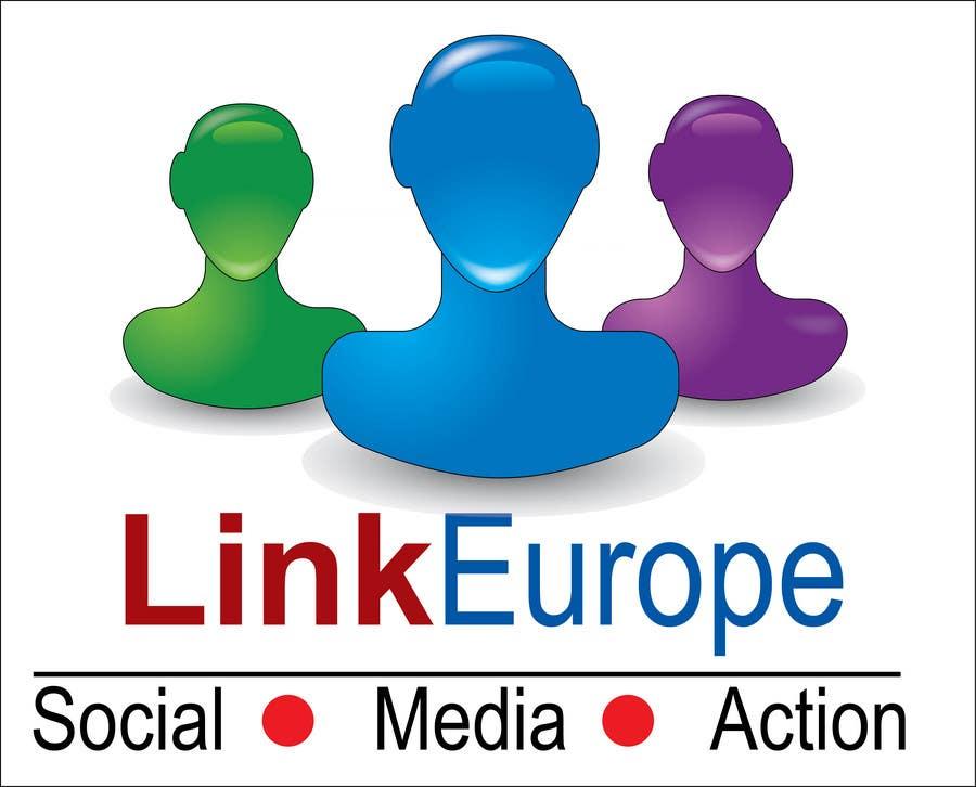 Inscrição nº                                         86                                      do Concurso para                                         Logo Design for Link Europe