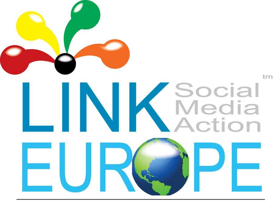 Inscrição nº                                         78                                      do Concurso para                                         Logo Design for Link Europe