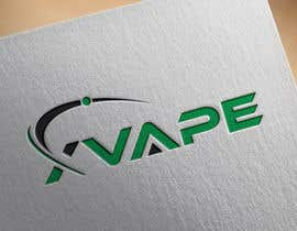 Nro 41 kilpailuun X VAPE Logo käyttäjältä GururDesign