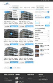 #3 cho Disegnare la Bozza di un Sito Web for real estate listing website bởi zicmedia