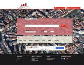 #1 para Disegnare la Bozza di un Sito Web for real estate listing website por Adeweb