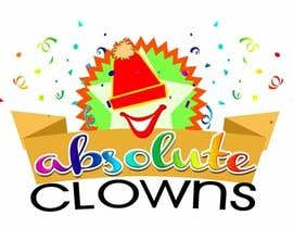 Nro 53 kilpailuun Graphic Design for Absolute Clowns (Australian based company located in Sydney, NSW) käyttäjältä richhwalsh