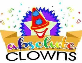 #97 pentru Graphic Design for Absolute Clowns (Australian based company located in Sydney, NSW) de către richhwalsh