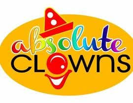 #26 para Graphic Design for Absolute Clowns (Australian based company located in Sydney, NSW) por richhwalsh