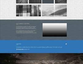 Nro 21 kilpailuun Design a Website Mockup käyttäjältä ganzam