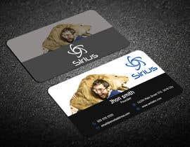 Warna86 tarafından Design a business card template için no 45