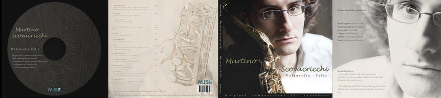 Penyertaan Peraduan #5 untuk I need some Graphic Design for  CD - repost