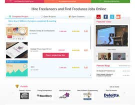 #71 for Design a new default page for Freelancer af gaf001