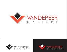 lanangali tarafından Design a Logo for Vandepeer Gallery için no 28