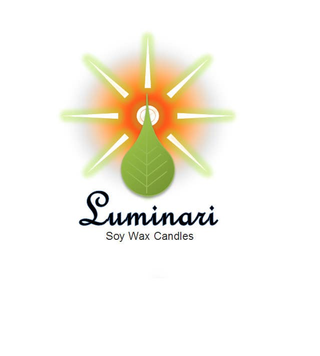 Contest Entry #100 for Design a Logo for Luminari Soy Wax Candles