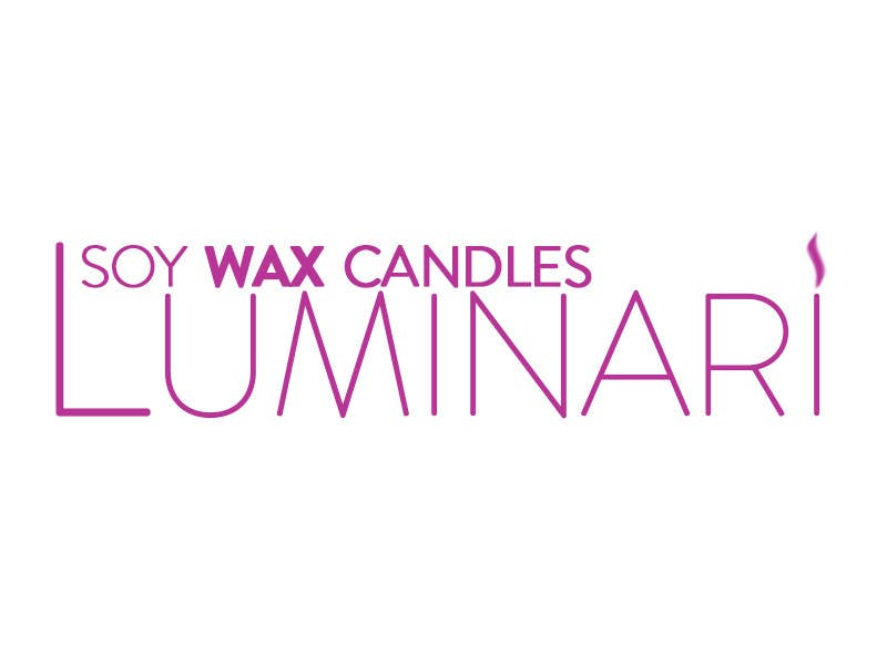 Contest Entry #22 for Design a Logo for Luminari Soy Wax Candles