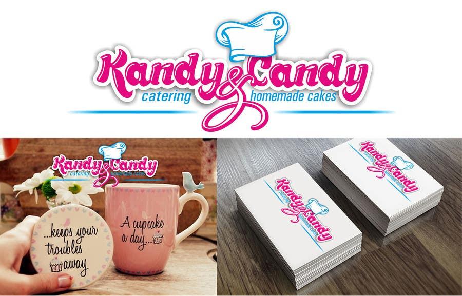 Kilpailutyö #80 kilpailussa Logo Design for homemade cakes