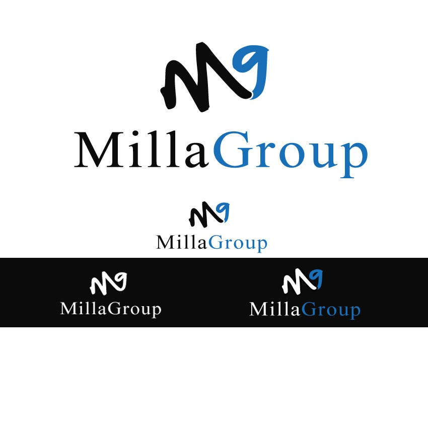 Penyertaan Peraduan #104 untuk Design a Logo for  MILLAGROUP