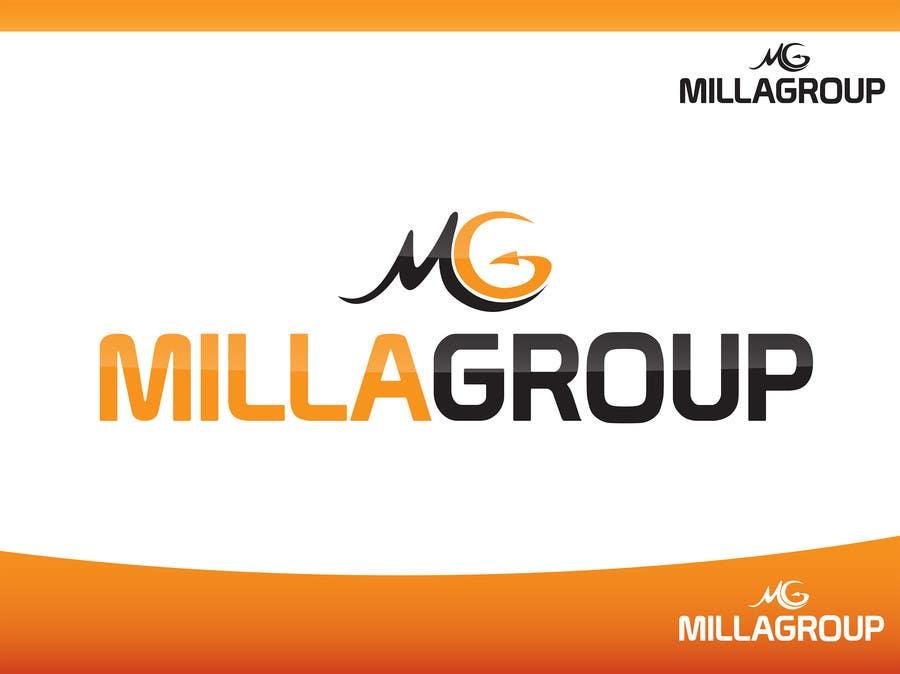 Penyertaan Peraduan #64 untuk Design a Logo for  MILLAGROUP