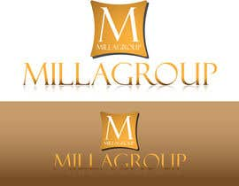 #41 for Design a Logo for  MILLAGROUP by emzbassist07