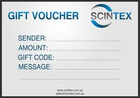 Contest Entry #5 for Design a Gift Voucher