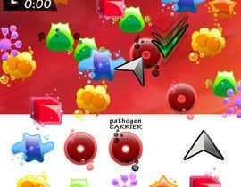 Nro 7 kilpailuun Need art (UI + Assets) for a serious game made in Unity käyttäjältä Jamart1