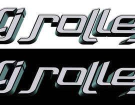 hyroglifbeats tarafından Design a D.J Logo for D.J Roller için no 14