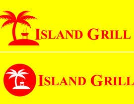 #67 for Design a Logo for ISLAND GRILL by jaclado