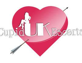 #31 untuk Design a Logo for CupidUkEscorts.co.uk oleh BryanSheriif