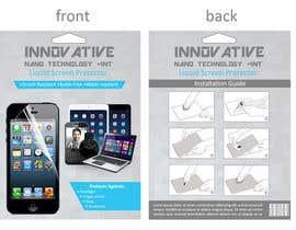 Nro 8 kilpailuun Create Print and Packaging Designs käyttäjältä MSVaswani