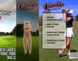 Nro 4 kilpailuun Create Print and Packaging Designs - Golf Tees käyttäjältä AquimaWeb
