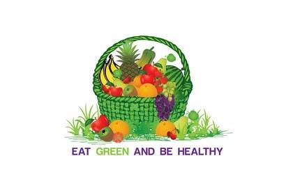 shamazohora1 tarafından Basket Fruit Logo için no 26